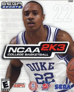 NCAA College Basketball 2K3 - Wikipedia