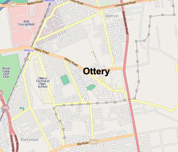 File:Ottery map.   Wikipedia
