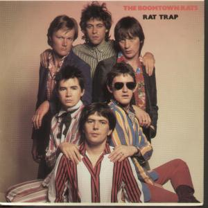 Rat Trap 1978 single by The Boomtown Rats