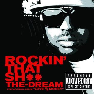 Rockin That Shit single by The-Dream
