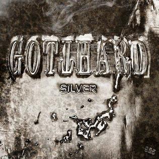 <i>Silver</i> (Gotthard album) 2017 studio album by Gotthard