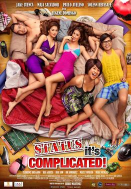 Status: It's Complicated! full movie (2013)