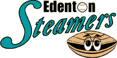 Edenton Steamers athletic logo