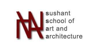 file:sushant school of art and architecture logo - wikipedia
