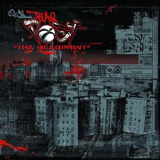 <i>Tha Blaqprint</i> album