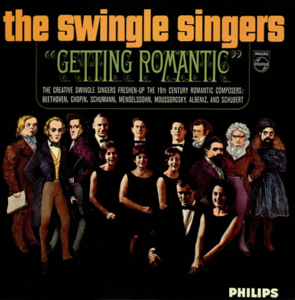 Swingle Singers Swinging Mozart