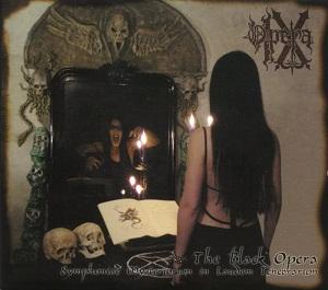 <i>The Black Opera: Symphoniæ Mysteriorum in Laudem Tenebrarum</i> album by Opera IX