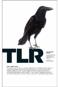 The Literary Review - Spring 2011 cover.jpg