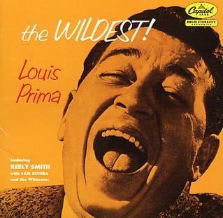<i>The Wildest!</i> 1956 studio album by Louis Prima