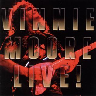 <i>Live!</i> (Vinnie Moore album) 2000 live album by Vinnie Moore