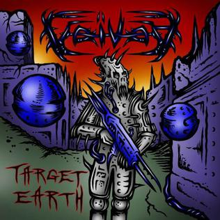 <i>Target Earth</i> (album) 2013 studio album by Voivod