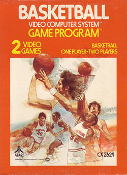1978 Atari Basketball video game Box Art.jpg