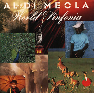 <i>World Sinfonia</i> 1991 studio album by Al Di Meola