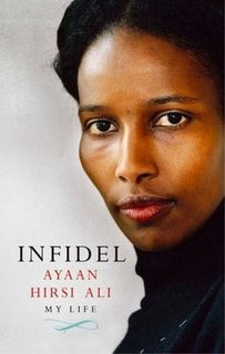 Book by Ayaan Hirsi Ali