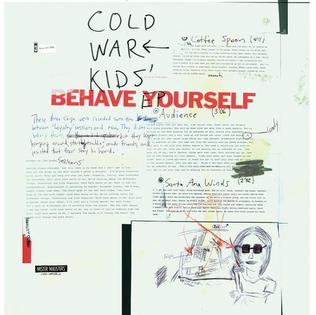 Cold War Kids Behave Yourself Songs