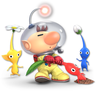 Captain Olimar Wikipedia