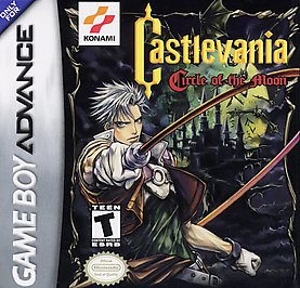 Picture of a game: Castlevania: Circle Of The Moon