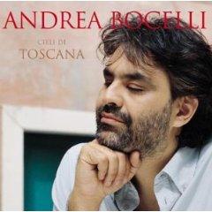 <i>Cieli di Toscana</i> 2001 studio album by Andrea Bocelli