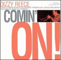 <i>Comin On!</i> 1999 studio album by Dizzy Reece