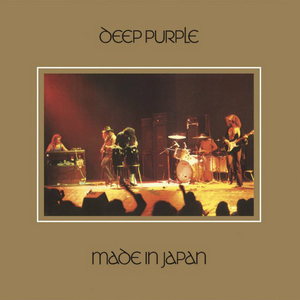 <i>Made in Japan</i> (Deep Purple album) 1972 live album by Deep Purple