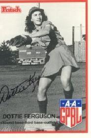 Dorothy Ferguson Canadian baseball player
