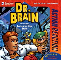 Dr. Brain: Action Reaction