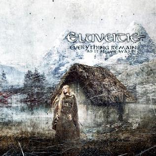 <i>Everything Remains (As It Never Was)</i> 2010 studio album by Eluveitie