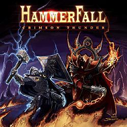 <i>Crimson Thunder</i> 2002 studio album by HammerFall