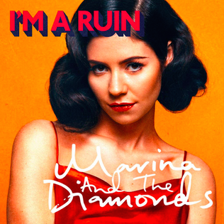 marina and the diamond im a ruin froot