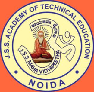 JSSATE, Noida logo