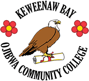 Keweenaw Bay Ojibwa Community College seal.png