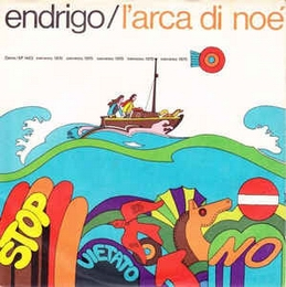 Larca di Noè (song) 1970 song performed by Sergio Endrigo