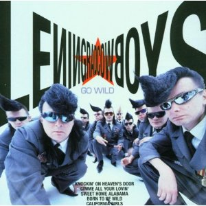 <i>Leningrad Cowboys Go Wild</i> 2000 compilation album by Leningrad Cowboys