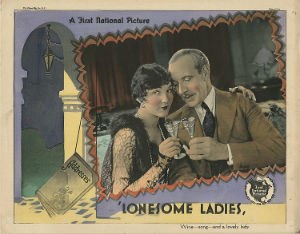 <i>Lonesome Ladies</i> 1927 film