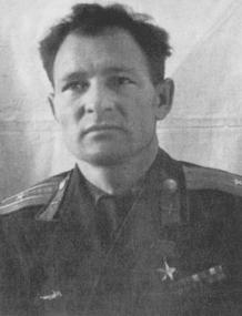 Mikhail Ponomaryov Soviet Korean War flying ace