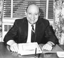 Milt Gabler record producer from the United States