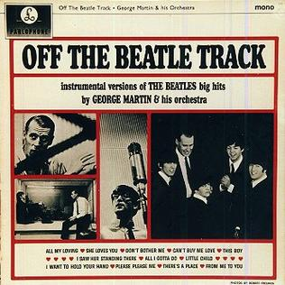 Off the Beatle Track artwork
