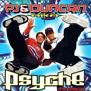 <i>Psyche</i> (album) 1994 studio album by PJ & Duncan