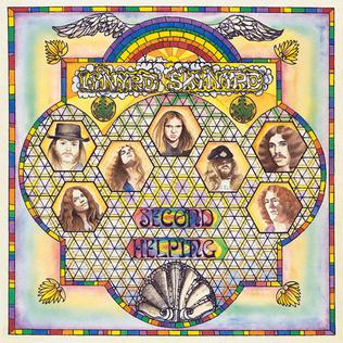 <i>Second Helping</i> studio album by Lynyrd Skynyrd