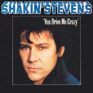 You Drive Me Crazy 1981 single by Shakin Stevens