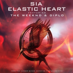 Sia featuring The Weeknd and Diplo '2013 - Elastic Heart