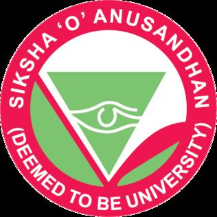 Siksha O Anusandhan Deemed to be University at Odisha, India