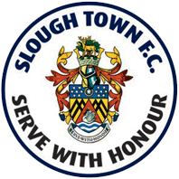 Image result for slough town fc badge