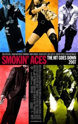 Smokin' Aces (2007) movie poster