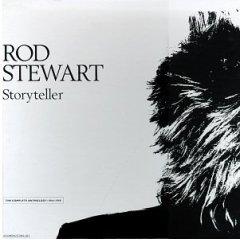 <i>Storyteller – The Complete Anthology: 1964–1990</i> 1989 compilation album by Rod Stewart