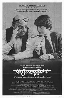 La Eskap-artisto (1982) poster.jpg