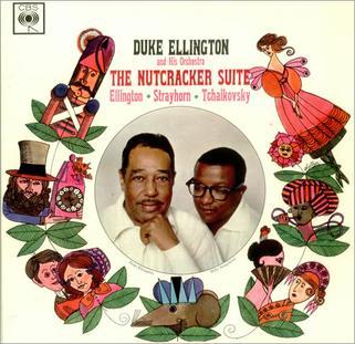 Ellington at christmas nutcracker suite decorations