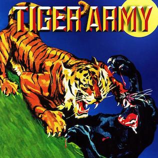 Tiger Army Album Wikipedia