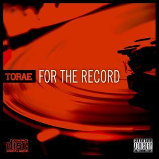 <i>For the Record</i> (Torae album) 2011 studio album by Torae