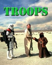 Fan-film - Troops TroopsPoster